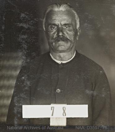 TITLE: LOEPPMANN, Bruno CATEGORY: photograph FORMAT: b&w print STATUS: preservation material