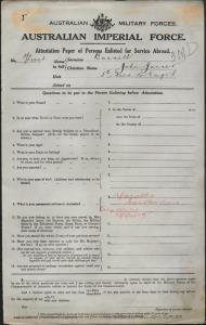 Burnell John Gurner : SERN 28017 CAPT : POB N/A : POE N/A : NOK W Burnell Adele