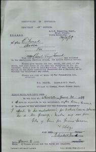 Digital copy of item