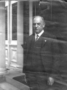 Photograph - General Sir John Monash photographed by HS Cohen, 1923