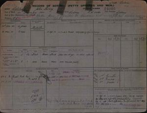 SELMAN JOHN HENRY : Service Number - 14000 : Date of birth - 24 Feb 1904 : Place of birth - SYDNEY NSW : Place of enlistment - SYDNEY : Next of Kin - ROSE