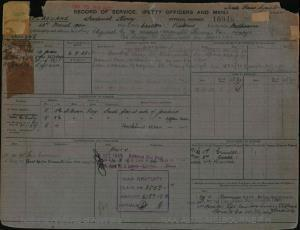 MELBOURNE FREDERICK HENRY : Service Number - 16946 : Date of birth - 23 Mar 1904 : Place of birth - CARLTON VIC : Place of enlistment - MELBOURNE : Next of Kin - ELIZABETH