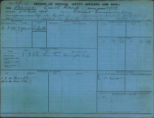 FANNON LIONEL DAVID : Service Number - 11622 : Date of birth - 02 Mar 1904 : Place of birth - DEVONPORT TAS : Place of enlistment - SYDNEY : Next of Kin - IVY