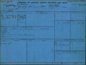 LACEY RICHARD : Service Number - 9686 : Date of birth - 22 Jan 1894 : Place of birth - KENT ENGLAND : Place of enlistment - Unknown : Next of Kin - LACEY ELLEN