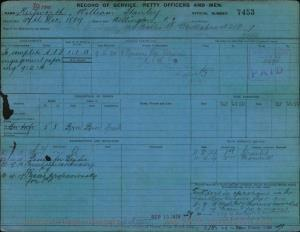KEYWORTH WILLIAM STANLEY : Service Number - 7453 : Date of birth - 27 Dec 1889 : Place of birth - WELLINGTON NZ : Place of enlistment - Unknown : Next of Kin - GERTRUDE