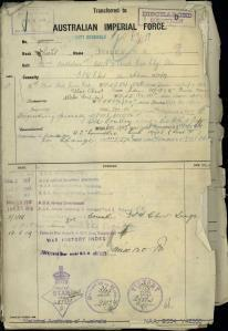 DOOLEY NORVAL HENRY : Service Number - V42506 : Date of birth - 03 Oct 1893 : Place of birth - BENDIGO VIC : Place of enlistment - CAULFIELD VIC : Next of Kin - DOOLEY OLIVE