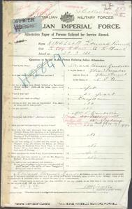 KINSELLA Edward Parnell : Service Number - Lieutenant : Place of Birth - Glen Innes NSW : Place of Enlistment - Randwick NSW : Next of Kin - (Mother) KINSELLA M