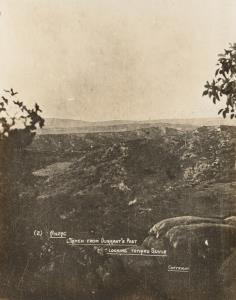 """With the Camera at Anzac"" Taken from Durrant's Post, Looking towards Suvla"