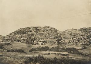 """With the Camera at Anzac"" - Indian Hill"