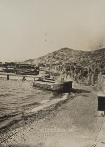 """With the Camera at Anzac"" - Anzac beach in August 1915"