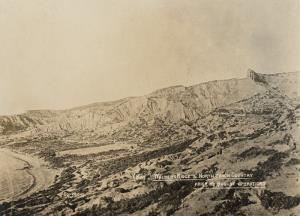 """With the Camera at Anzac"" - Walkers ridge & North beach country - prior to August operations"