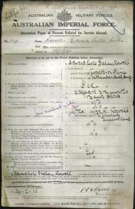 ROWELL Edward Leslie Graham : Service Number - Lieutenant : Place of Birth - Newcastle Upon Tyne England : Place of Enlistment - Kingaroy QLD : Next of Kin - (Mother) ROWELL Helen Maria