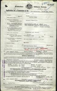 SHOUT Alfred John : Service Number - Lieutenant : Place of Birth - Wellington New Zealand : Place of Enlistment - N/A  : Next of Kin - (Wife) SHOUT Rose Alice