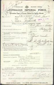 Birth dates in Perth