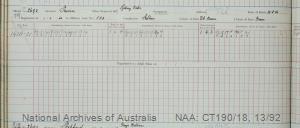 Pcc registration dates in Melbourne