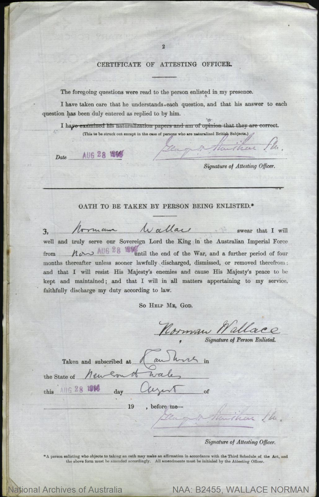 Wallace norman service number 699 place of birth dundee wallace norman service number 699 place of birth dundee scotland place aiddatafo Image collections